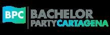 Bachelor Party Cartagena Logo