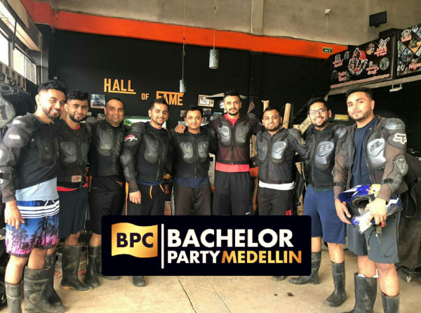 Bachelor Party Medellin Group