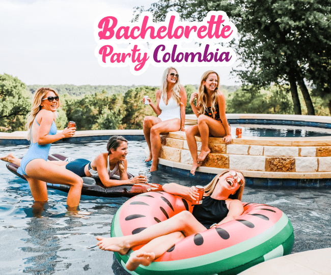 Medellin Bachelorette Party Package