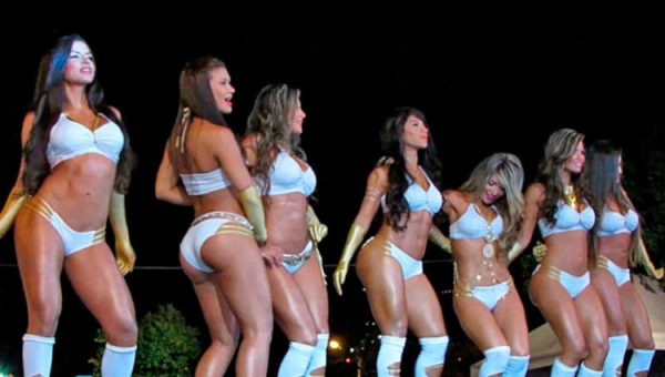 Bachelor Party Medellin strippers girls