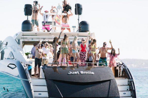 Fiestas en Yates en Panama