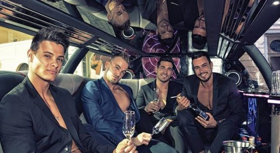 Limo-Rent-Medellin-Bachelor-Party-5
